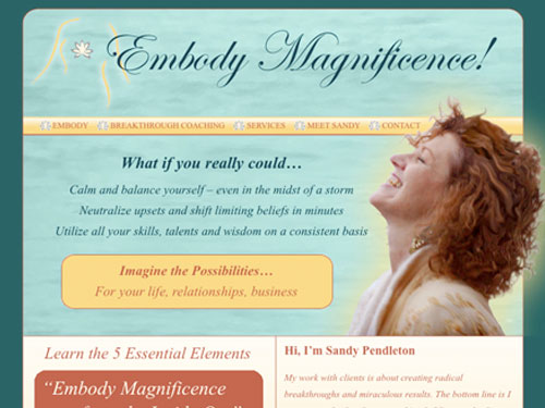 Embody Magnificence