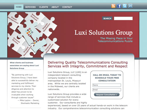 Luxi Solutions Group
