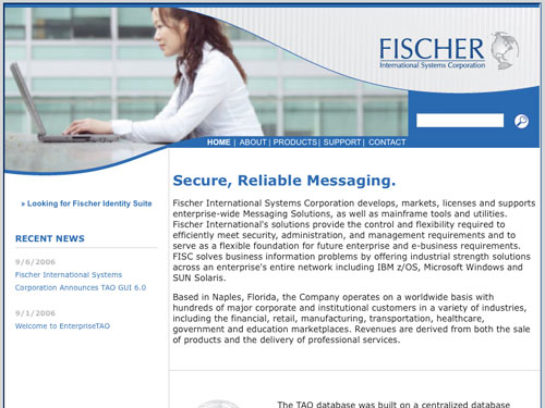 Fischer International Systems Corporation