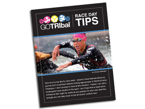 GoTRIbal – Race Day Tips