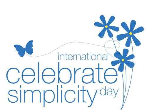 Celebrate Simplicity Day