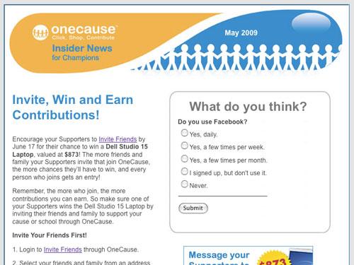 OneCause Insider