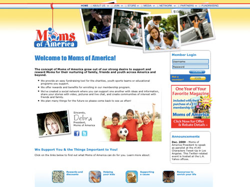 Moms of America