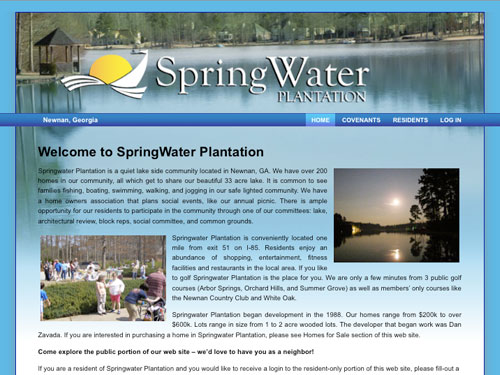 Springwater Plantation