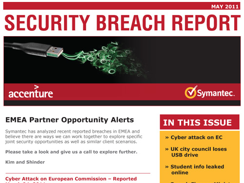 Security Breach Report