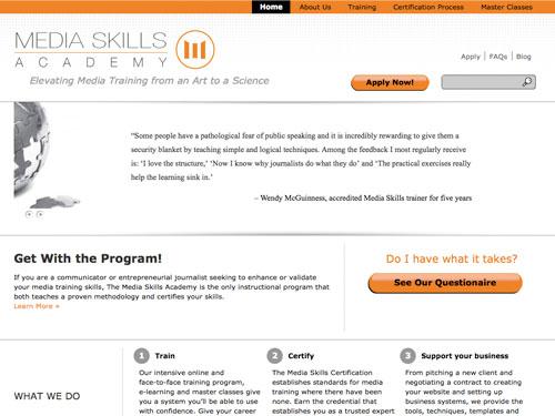 Media Skills Academy